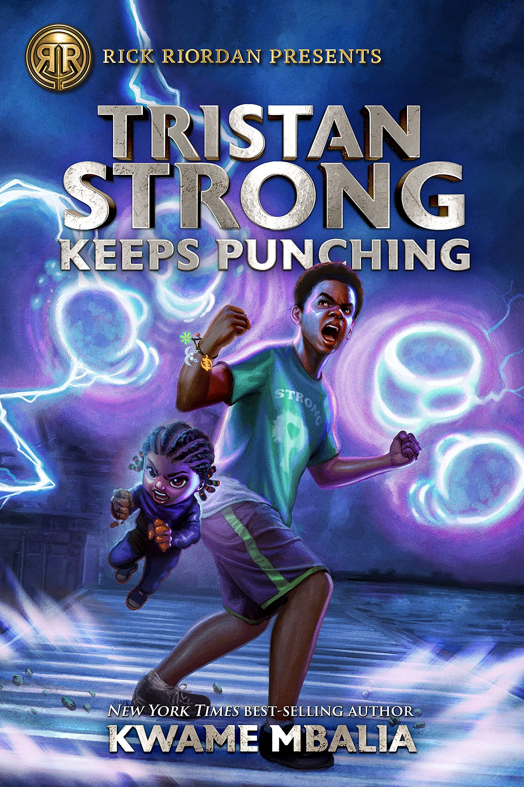 Tristan Strong Keeps Punching (A Tristan Strong Novel, Book 3) (Tristan  Strong, 3): Mbalia, Kwame: 9781368054874: Amazon.com: Books