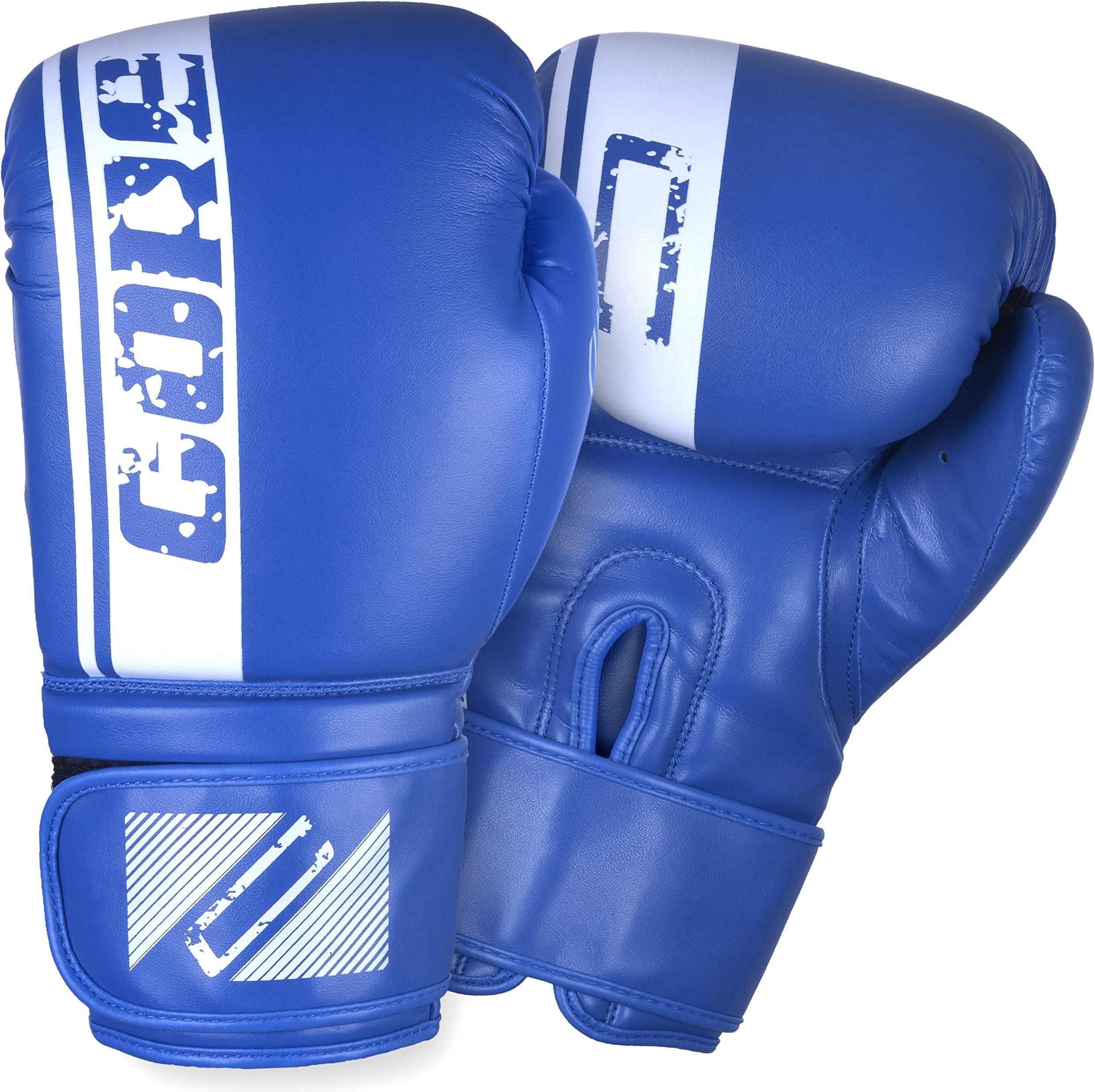 Boxing Gloves Pro Men Women Training Sparring Kickboxing Muay Thai UFC Bag Mitts