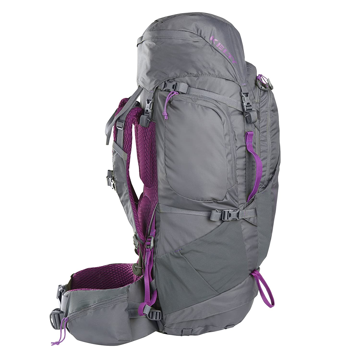 Amazon.com : Kelty Women's Coyote 60 Backpack, Dark Shadow ...