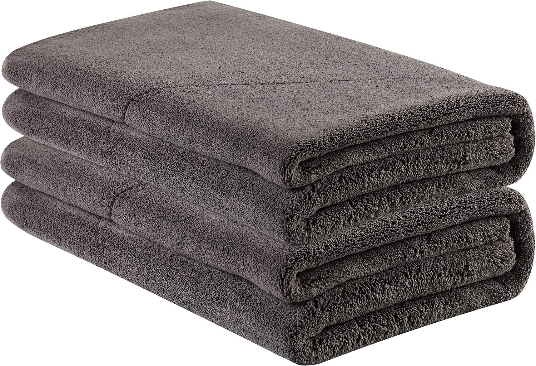 4.5 sq 1 feet Professional Car Wash Towels for Cars Trucks Boats, SCRUBIT Premium Microfiber Drying Towel Super Absorbent /& Soft Cleaning Cloth 29.5 x 22 in