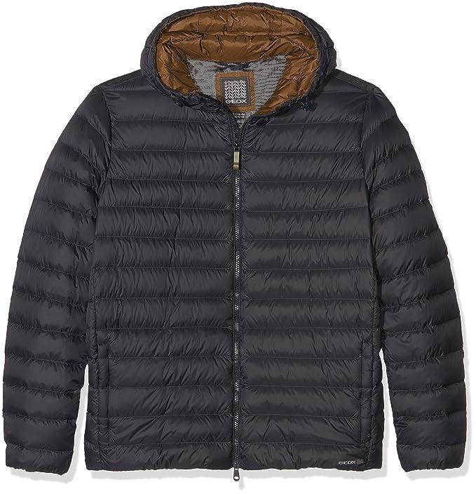 Geox Man Down Jacket - Chaqueta para hombre: Amazon.es: Ropa y accesorios