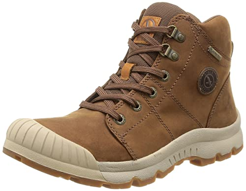 new products 54ef3 7a903 Aigle Men's Tenere Leather & GTX High Rise Hiking Shoes