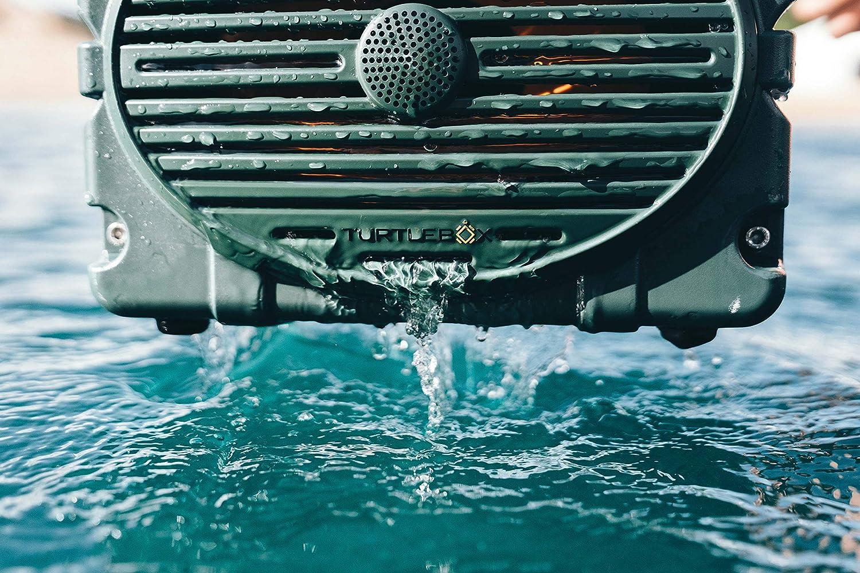 """Outdoor Waterproof Speaker by Turtlebox"""""""