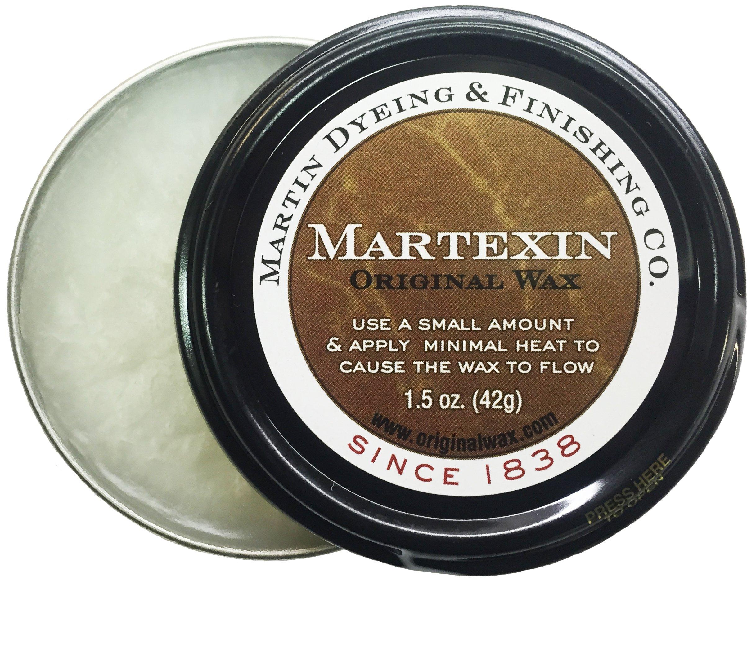 Martexin Original Wax by Martin Dyeing & Finishing Co.