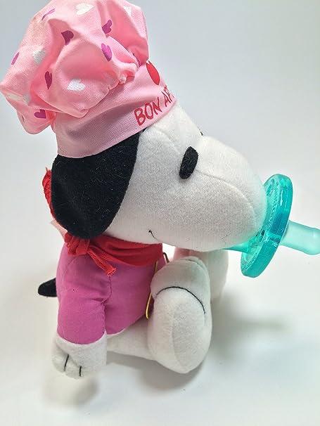 Amazon.com: Peluche Animal Buddy (Snoopy gorro de chef de ...