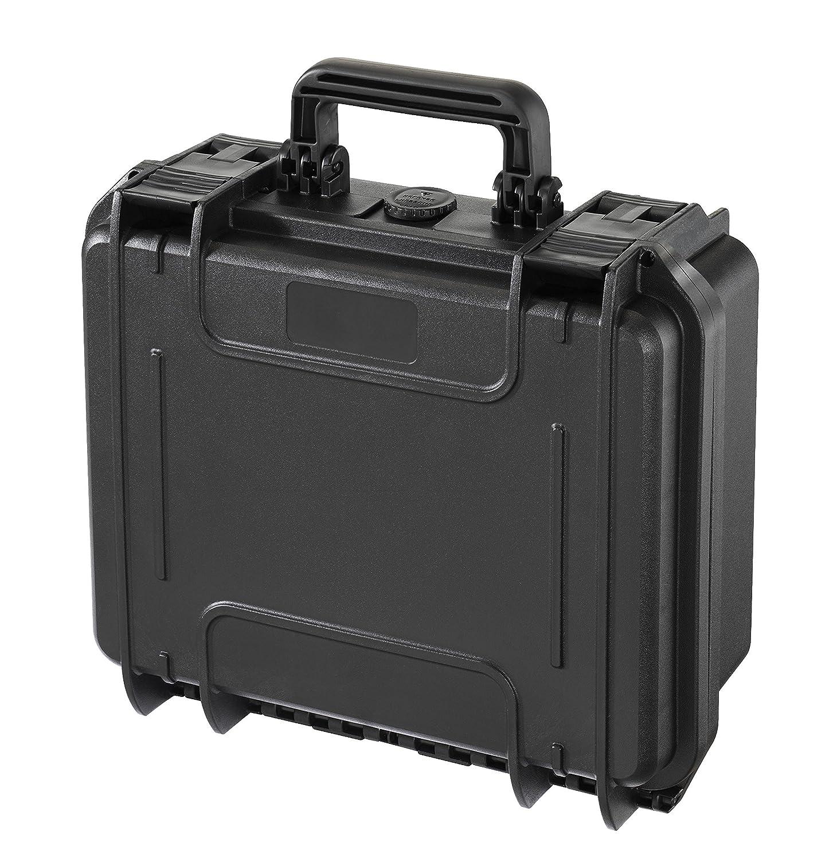 Max MAX300.079 Valise é tanche, Noir PLASTICA PANARO SRL
