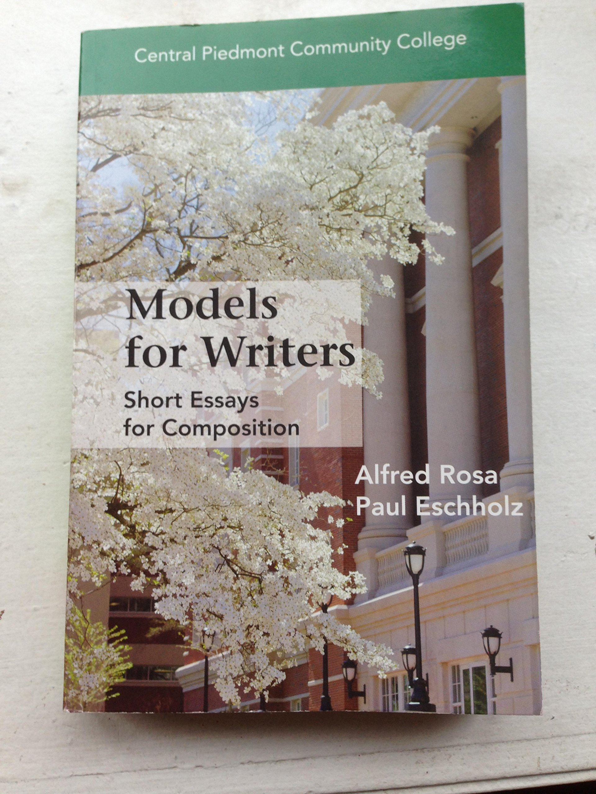 models for writers short essays for composition pdf to jpg