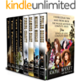 8 Book Collection (The Walker Mysteries  and Bonds of Love Complete Series)