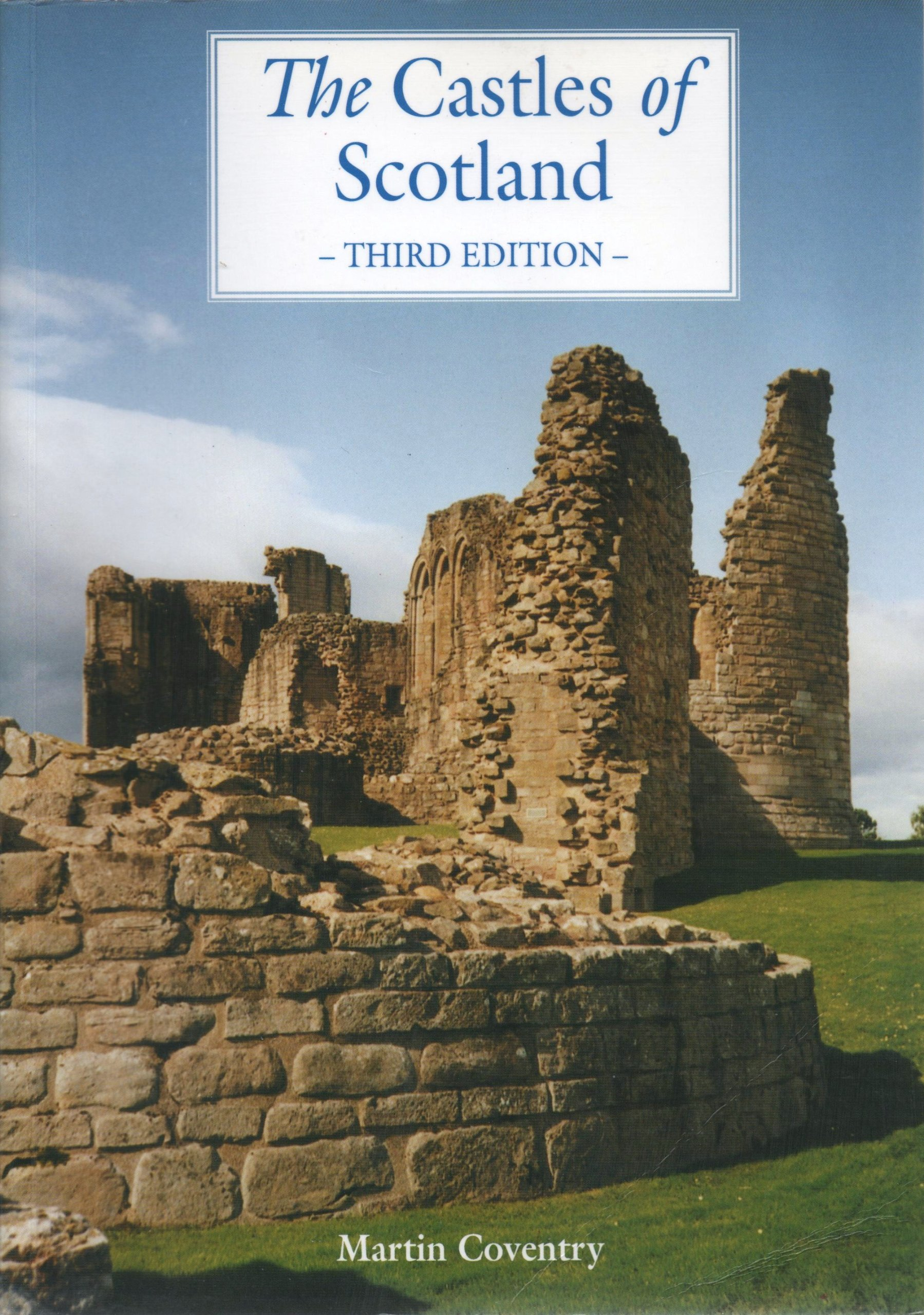 Read Online The Castles of Scotland ebook