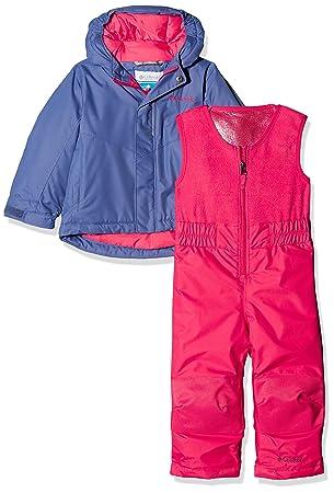 Columbia Buga, Mono y chaqueta, Unisex Niños, Morado (Eve/Punch Pink), 2T: Amazon.es: Deportes y aire libre