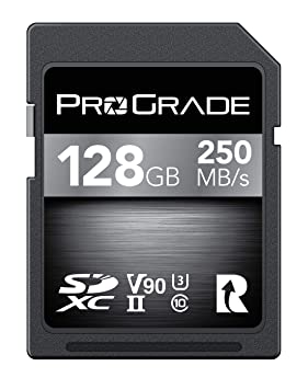 ProGrade Digital Incorporated Tarjeta de Memoria SDXC UHS-II ...