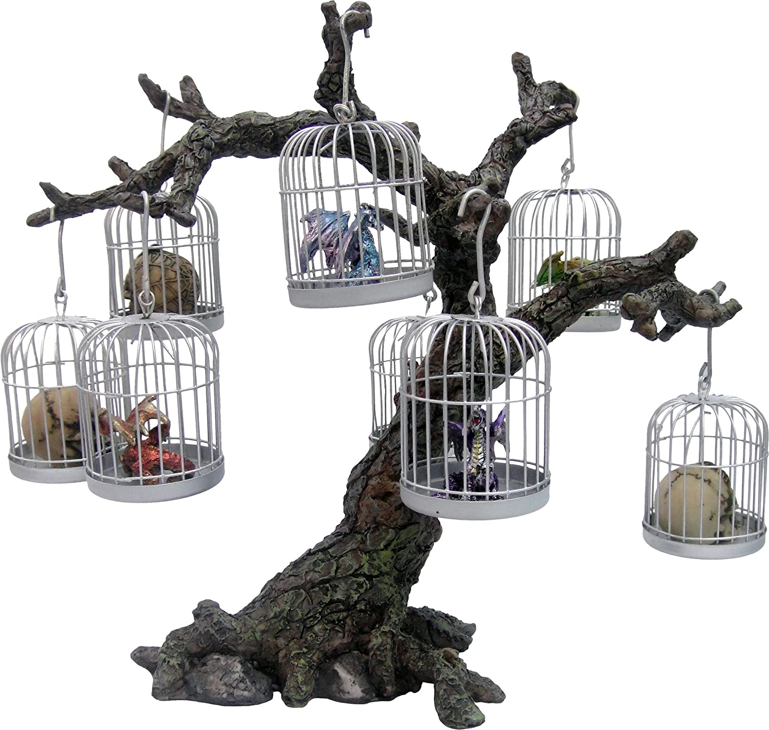 THE SACRED OAK TREE DISPLAY STAND 25CM TREE SPIRITS NEMESIS NOW by Nemesis Now