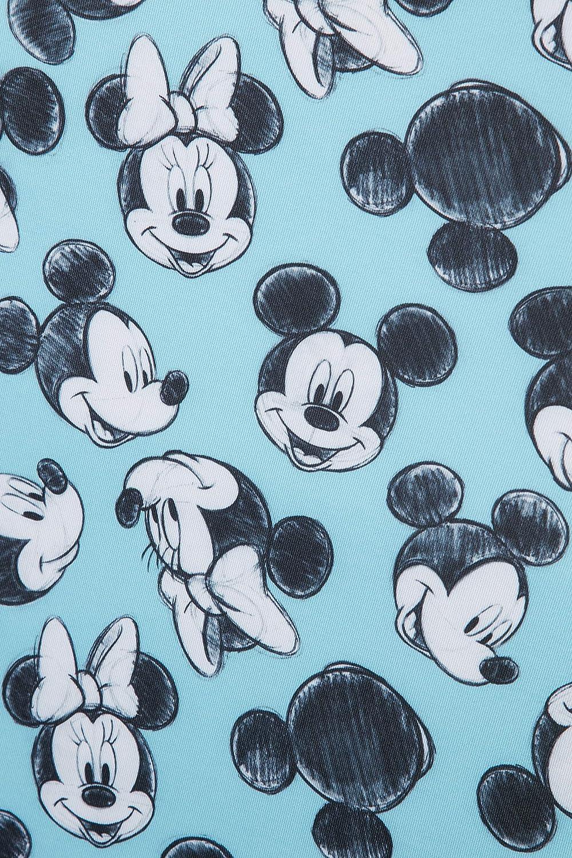 Samsonite Global TA Disney Custodia Blu Mickey//Minnie Blue M