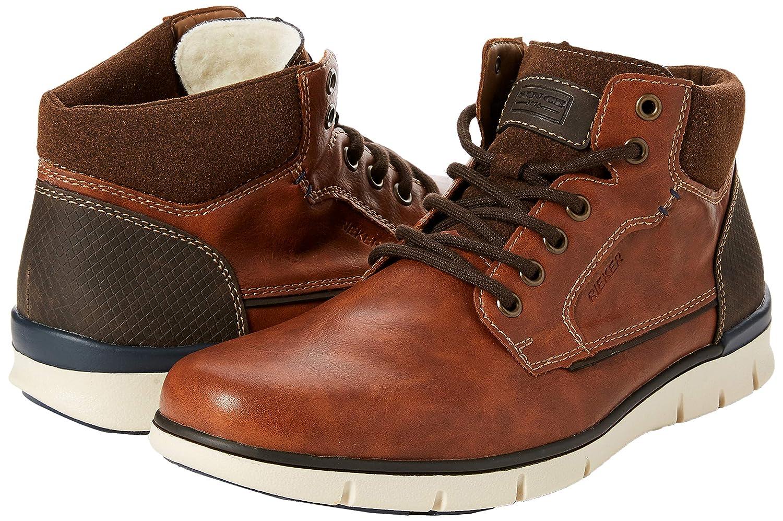 Rieker Men's F8323 Classic Boots: Amazon.co.uk: Shoes & Bags
