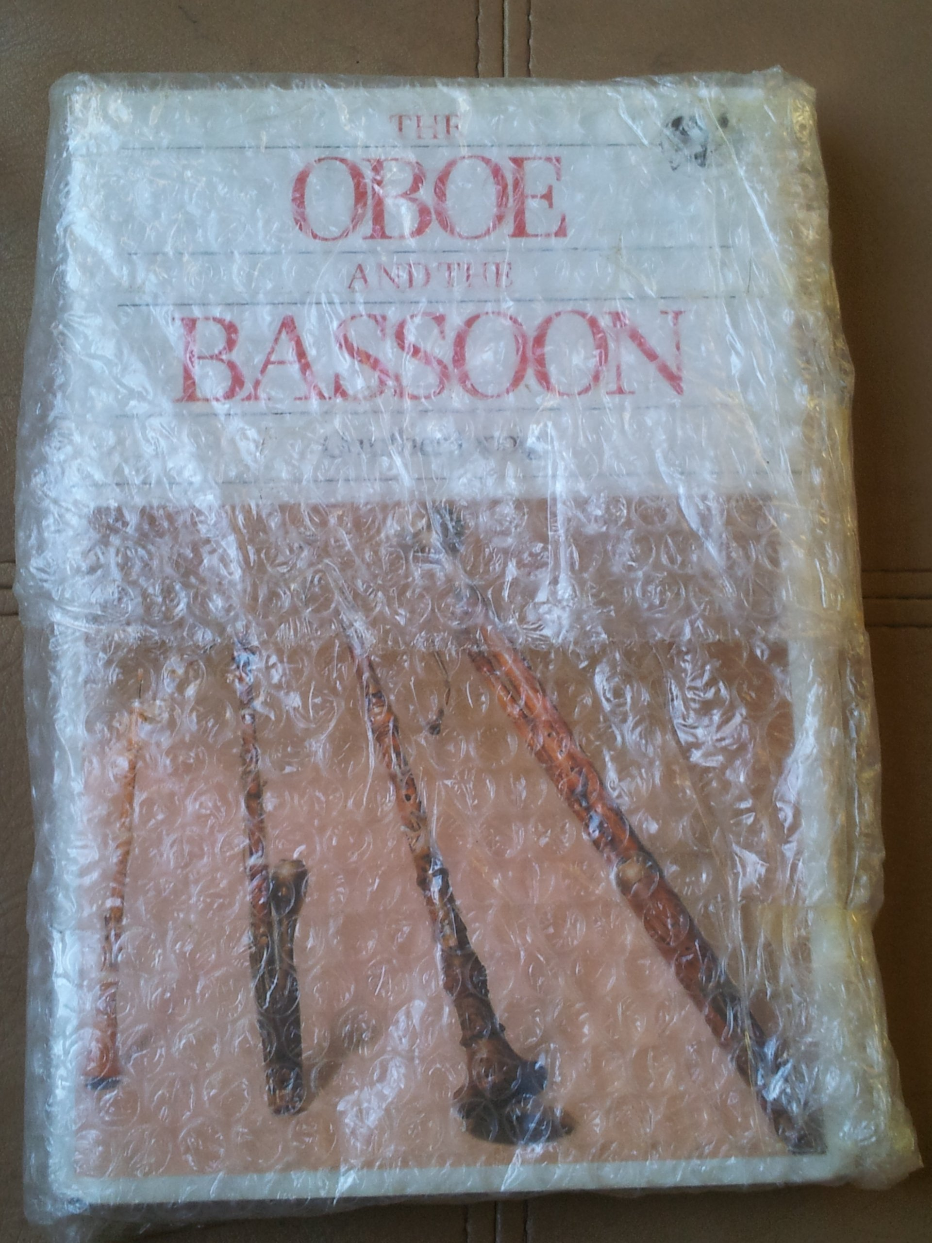 The Oboe and the Bassoon (English and German Edition)