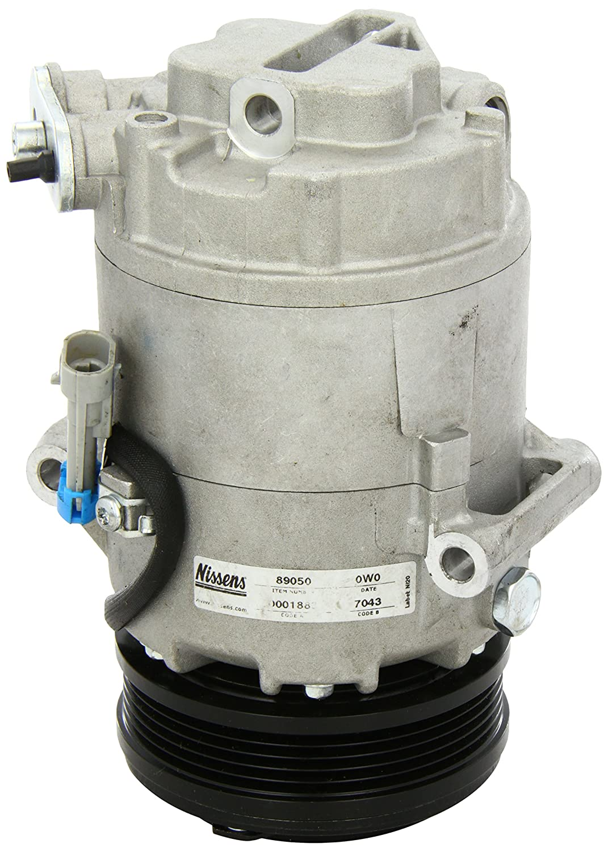 Klimaanlage NISSENS 89050 Kompressor