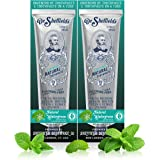 Dr. Sheffield's Certified Natural Toothpaste - WINTERGREEN - 5 OZ (2 PACK)