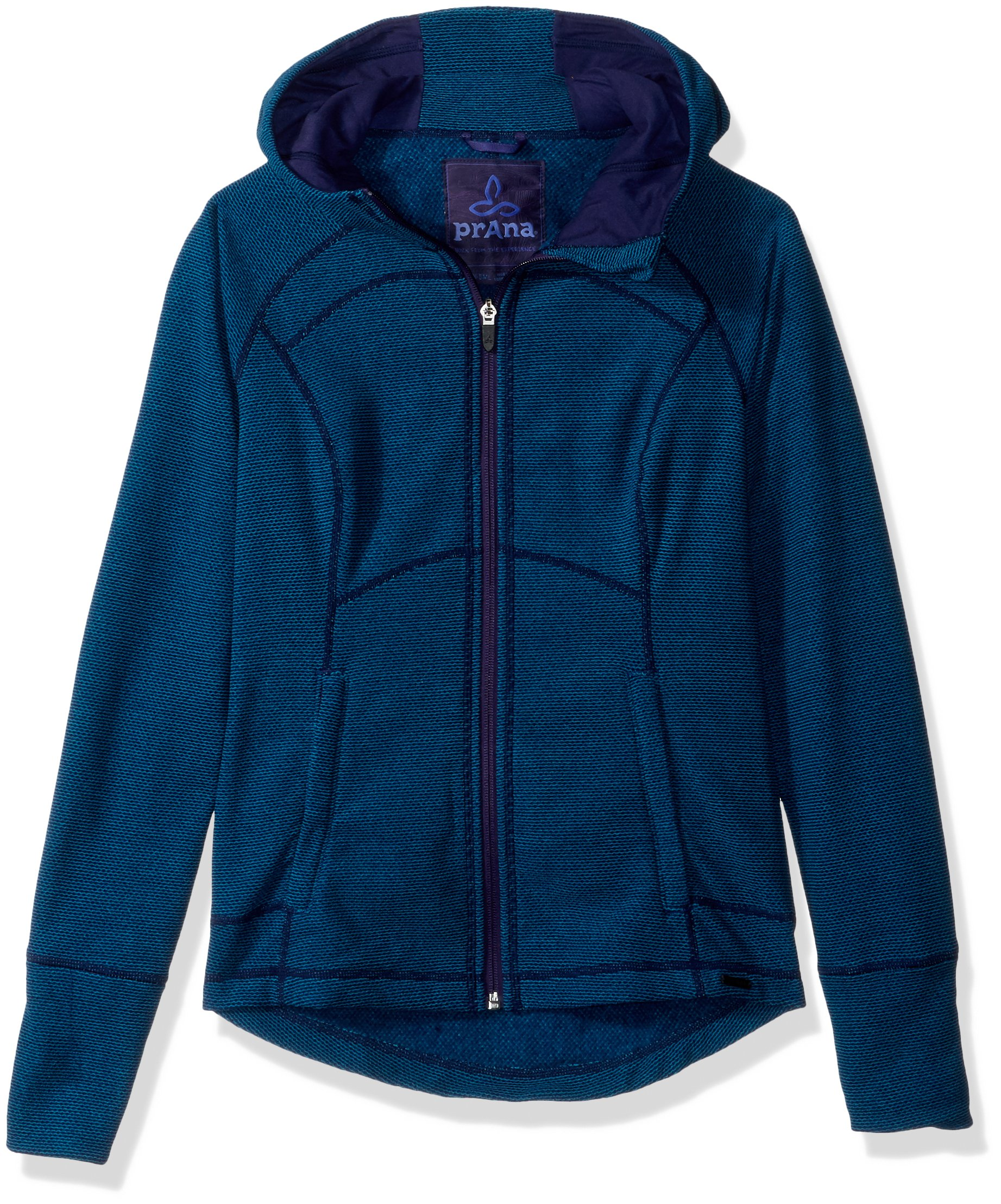 prAna Women's Rockaway Jacket, Cast Blue, X-Small