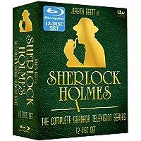 Sherlock Holmes: The Complete Granada Television Series [Blu-ray]