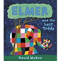 Elmer and the Lost Teddy (Elmer Picture Books)