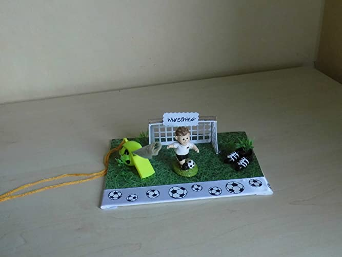 Geldgeschenk Geschenkdeko Fussball Fussball Amazon De Handmade