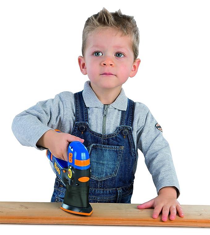 Amazon.com: Bob The Builder Smoby 360132 - Juego de ...