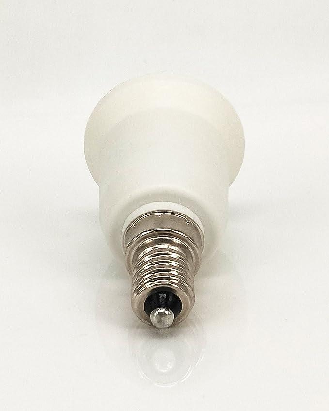 LED Lamp Socket Adapter yunqi DJ14027 5pcs E14 to E27 E26 Lamp Bulb Base Socket Lamp Holder Converter Adapter for Lamp Converter