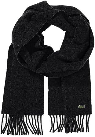 51a94ddfd3 Lacoste Woven écharpe: Amazon.fr: Vêtements et accessoires