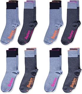 Pacco da 6 Skechers Socks Calzini Bambina