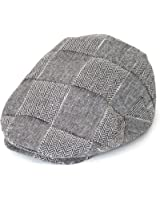 Femmes Mesdames Casquette Unisexe 'Paper Boy Baker' Flat Hat Chapeaux/Chapeau Hommes