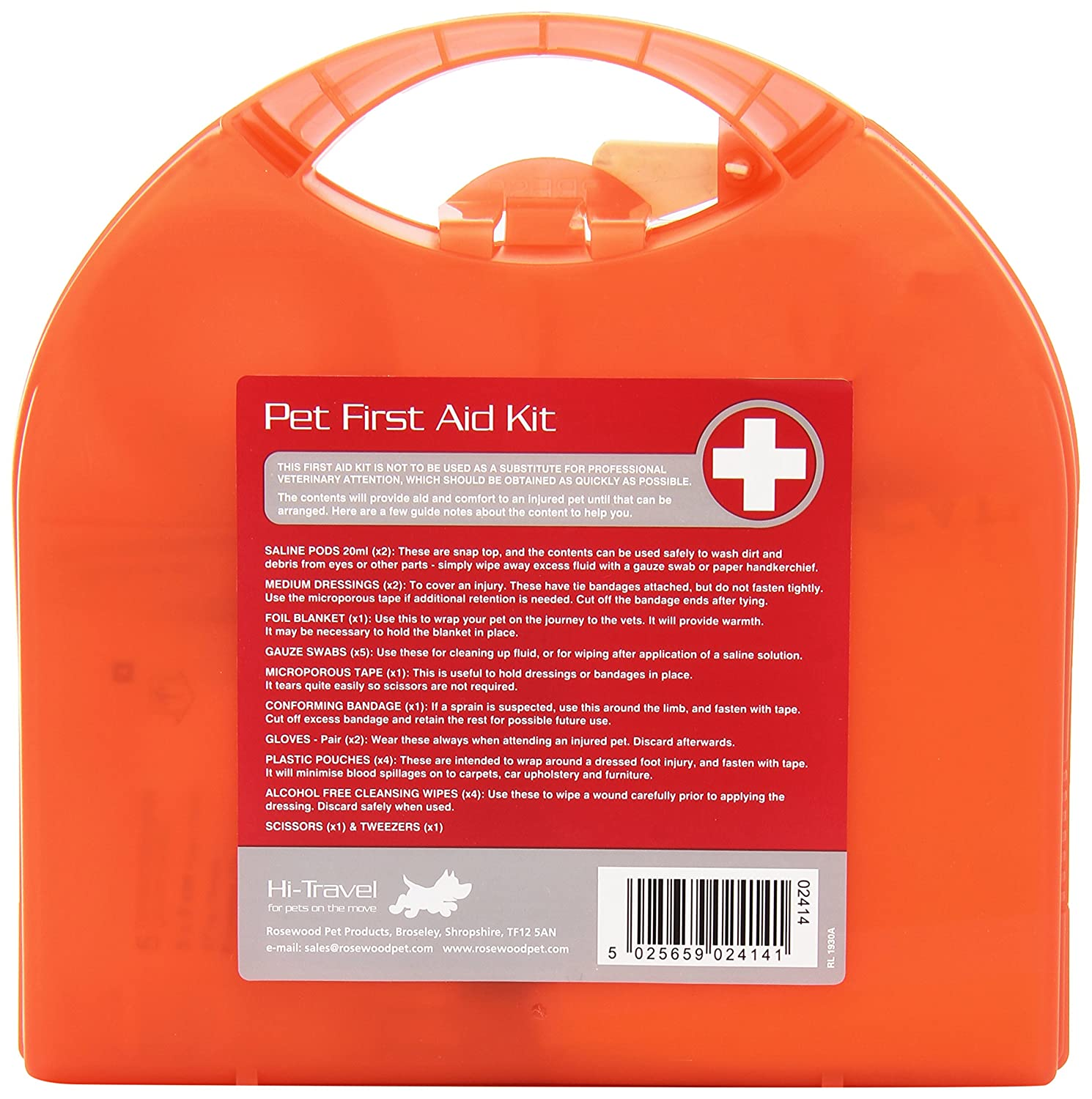 Canine First Aid Kits 4