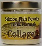 SALCOLL COLLAGEN Marine Collagen - Salmon Collagen for Joint Pain, Rheumatoid Arthritis, Osteoporosis - Aids Tissue, Cartilage & Bone Regeneration to Improve Energy, Mobility & Vitality - 1.23 Oz