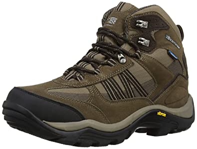 Karrimor Denver Weathertite, Men High Rise Hiking Shoes