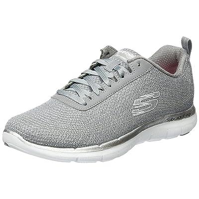 Skechers Women's Low Shoes Sneakers 12764 Gray | Oxfords
