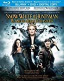 Snow White & the Huntsman (Extended Edition) [Blu-ray + DVD + Digital Copy]