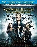 Snow White & the Huntsman (Extended Edition) [Blu-ray + DVD + Digital Copy] (Sous-titres français)