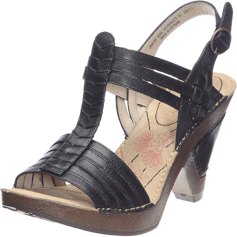 Hush Puppies Womens Paisley Fashion Sandals