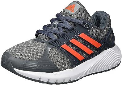 finest selection 4d845 b51ed adidas Duramo 8, Chaussures de Running Compétition Mixte Enfant, Gris  (GreyEnergy