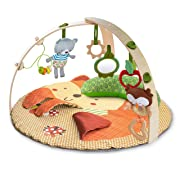 Bright Starts Simply Fox & Friends Activity Gym