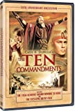 The Ten Commandments: 50th Anniversary Collection (3-Disc)