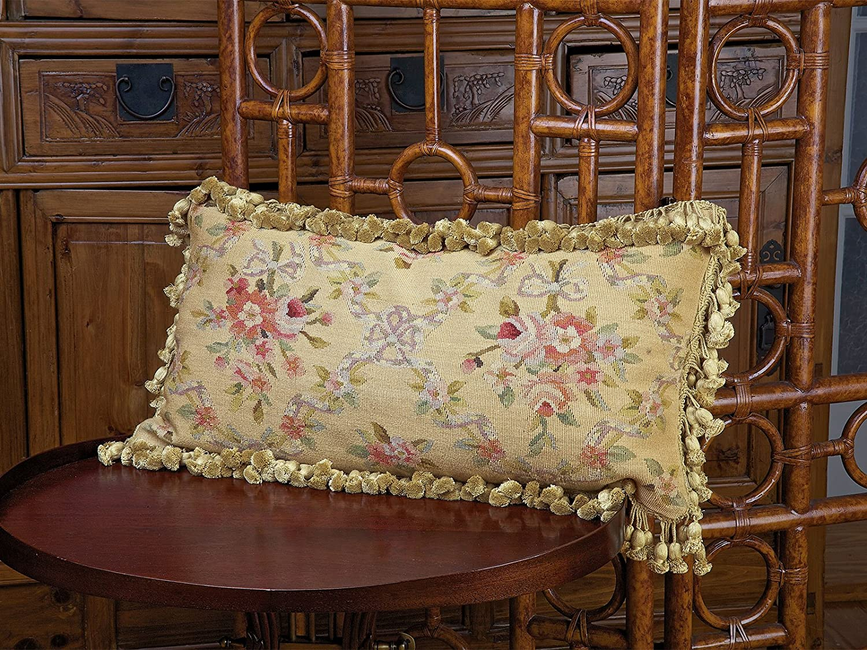 Mignon Aubusson枕、マルチカラー( 12