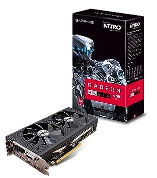 Amazon.com: Sapphire Radeon Tarjeta de video NITRO+ Rx 470 ...