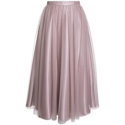 Alex Evenings Plus Size 416057 Skirt