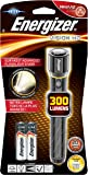 Energizer - Linterna LED de bolsillo con 2x pilas de litio AA
