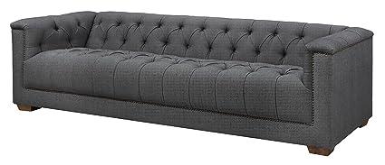 Amazon.com: Moes Home Collection FN-1017-14 Winston Sofa ...