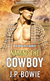 Naming the Cowboy (Hot in the Saddle)