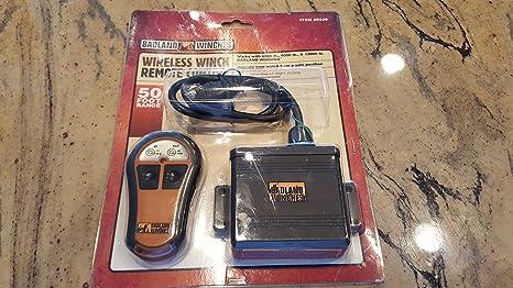 Badland wireless winch remote control by Badland Winches on