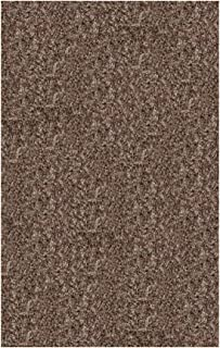 product image for Super Shag Area Rug Shaw Swag Collection Moonglow 6 Feet x 9 Feet.