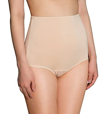1ba63a25923 Innersy Women s 3-Pack High Waisted Full Brief Panties Underwear at ...