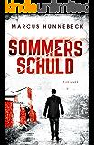 Sommers Schuld: Thriller (Lukas-Sommer-Thriller 2) (German Edition)
